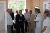 Глава белорусских аграриев посетил Гомельскую область