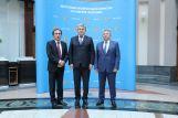 Глава российского ЦИК встретилась с некоторыми дипломатами