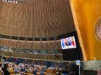 Президент Кыргызстана обратился с видеопосланием на сессии Генеральной Ассамблеи ООН