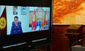Президент Кыргызстана пообщался онлайн с Генеральным прокурором