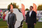 Уникальный футбольный ультрамарафон прошел в Сочи