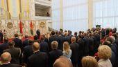 Александр Лукашенко в шестой раз вступил в должность Президента