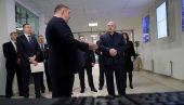 """Александр Лукашенко посетил холдинг """"Горизонт"""""""