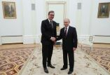 Владимир Путин провел телефонный разговор с сербским коллегой