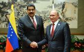 Владимир Путин провел телефонный разговор с коллегой из Венесуэлы