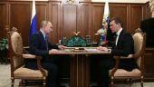 Владимир Путин встретился с врио губернатора Хабаровского края