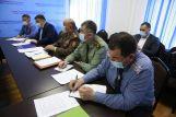 В секретариате Совета безопасности Кыргызстана обсудили меры в рамках Указа Президента «О новой государственной кадровой политике»