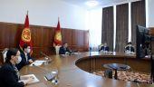 Президент Кыргызстана провел переговоры с Генеральным директором ЮНЕСКО