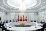 Президент Кыргызстана встретился со спикером парламента Южной Кореи