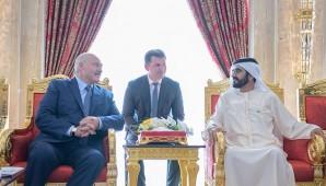 Продолжается визит Александра Лукашенко в Объединенные Арабские Эмираты
