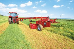 План по заготовке травяных кормов в Белоруссии близок к выполнению