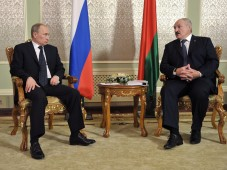 Александр Лукашенко и Владимир Путин вновь провели телефонный разговор