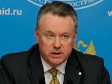 Российский дипломат: ожидаем конструктивных подходов в человеческом измерении