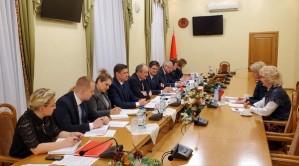 Белоруссия и Удмуртия обсудили сотрудничество в области АПК