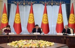 Президент Кыргызстана призвал бизнес добросовестно выполнять свою миссию