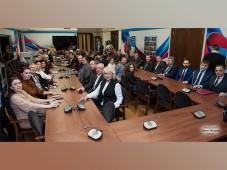 Писательская организация презентовала свои книги в Государственной Думе