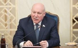 Дмитрий Мезенцев: Форум регионов России и Белоруссии- особое, статусное мероприятие