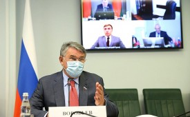Состоялось заседание оргкомитета Форума регионов России и Белоруссии
