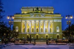 Ольга Любимова поддержала идею объединения Псковского академического театра драмы и Александринского театра