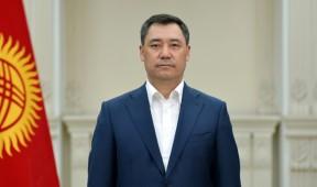 Садыр Жапаров сложил полномочия исполняющего обязанности Президента Кыргызстана