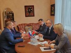 Представители Белоруссии и Приморского края обсудили сотрудничество в сфере АПК