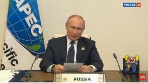 Владимир Путин принял участие в Саммите АТЭС