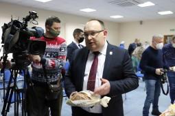 Поставки белорусского хлеба в российские регионы планируется расширить