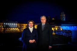 Президент Литвы: государство начинается с человека
