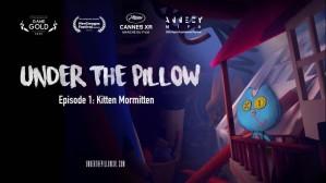 Анимационный VR-сериал «Под подушкой» представит Россию в VR-программе Каннского кинофестиваля