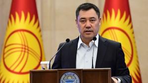 Садыр Жапаров назначил полномочных представителей Президента в регионах