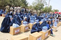 Делегация Кыргызской Республики доставила в Афганистан гуманитарную помощь
